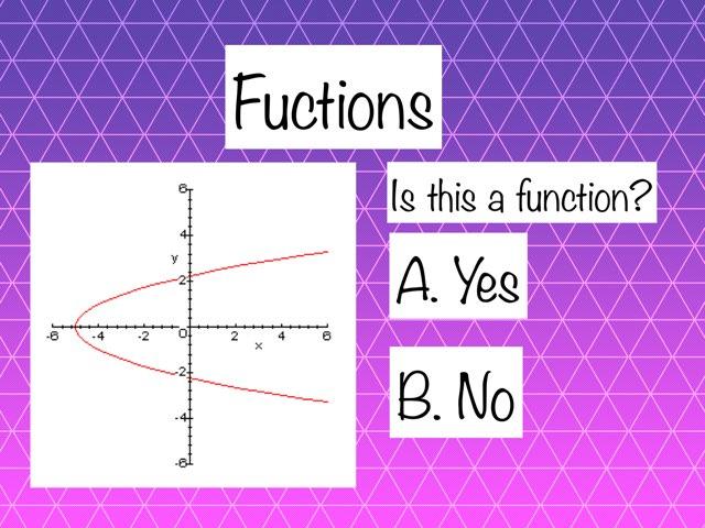Pop Quiz (functions) by Jacqueline Pleitez