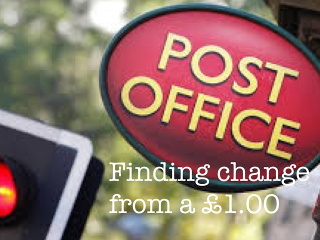 Post Office Change by Lucy Lock