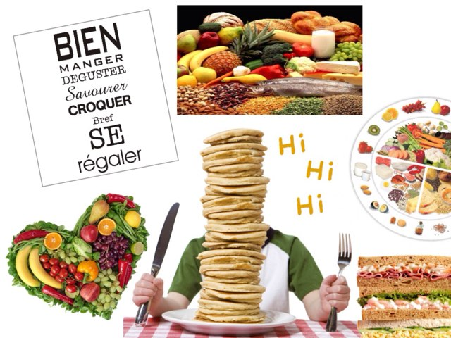 Pour Bien Manger ! by Ni Digicrea