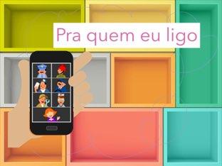 Pra Quem Eu Ligo by Carolina Gil