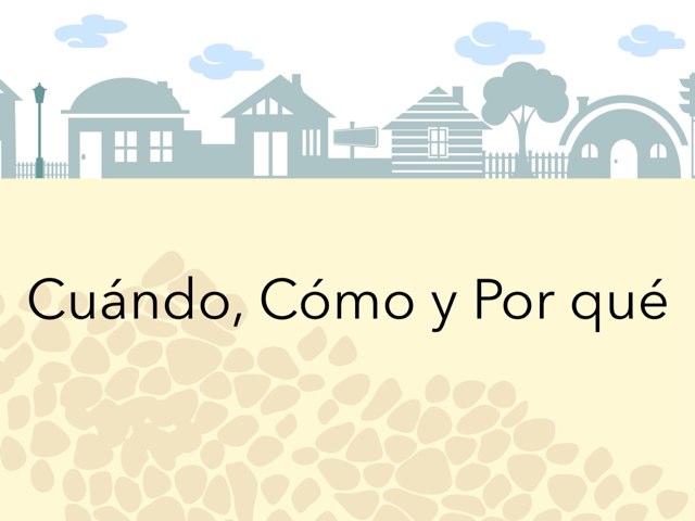 Preguntas Compuestas by Nicolle Rios