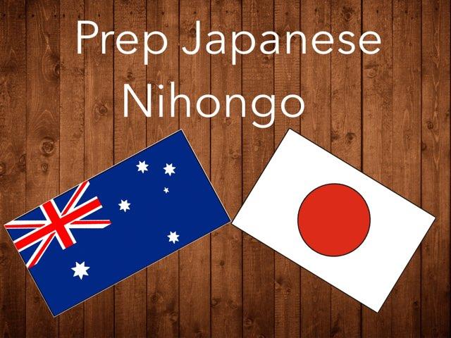 Prep Japanese by Lauren Hunter