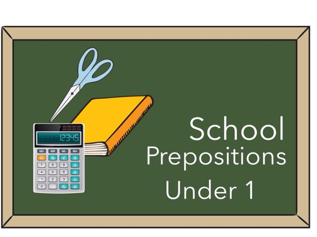 Preposition Under 1 by Leslee DuPertuis