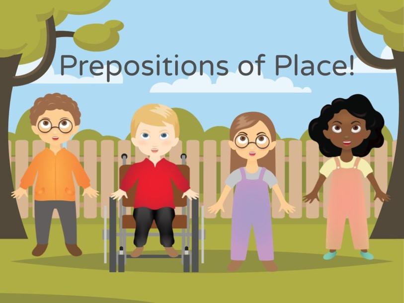 Prepositions of Place by Khairun Amninabihah