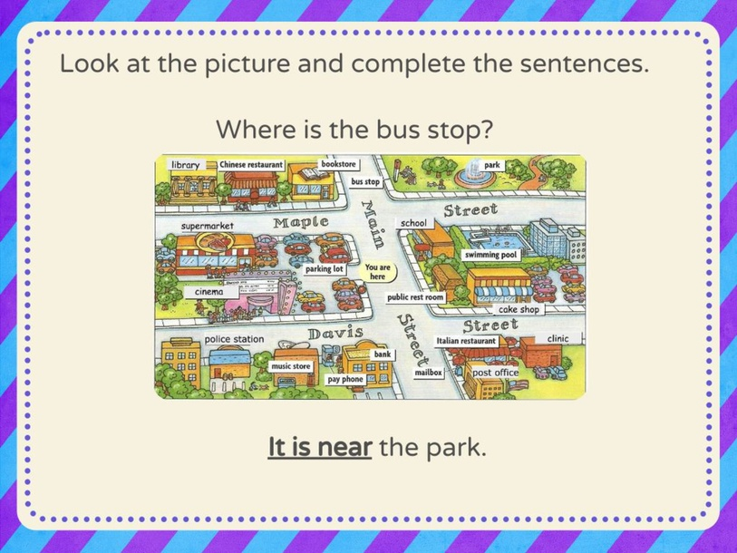 Prepositions of place by Ross Ho