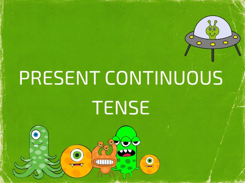 Present Continuous & gerunds by Donnah Rose Canonoy