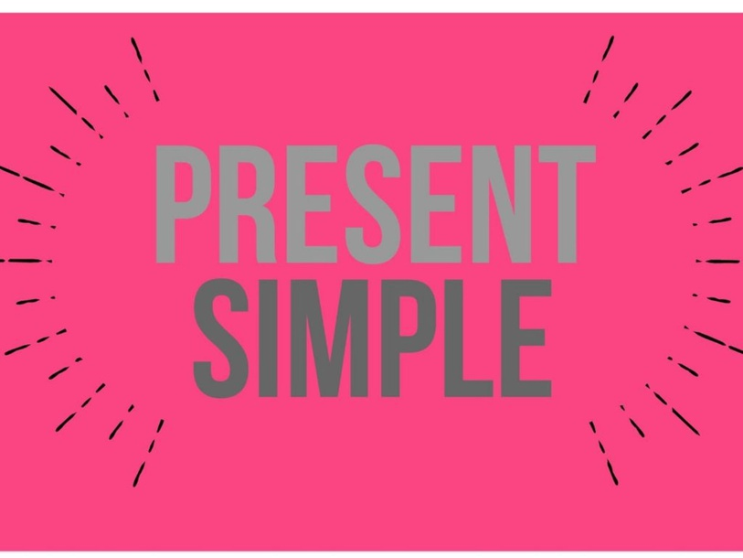Present simple by nata sh