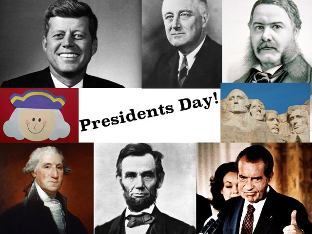 Presidents' Day by Patricia Rodriguez