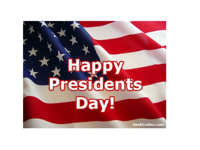 Presidents' Day! by LeAnn Eshelman