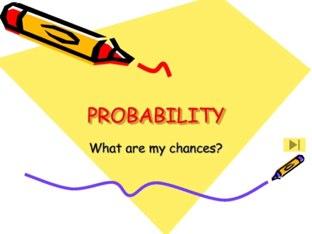 Probability by Linda Motta