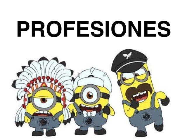 Profesiones by Quiero Compartir