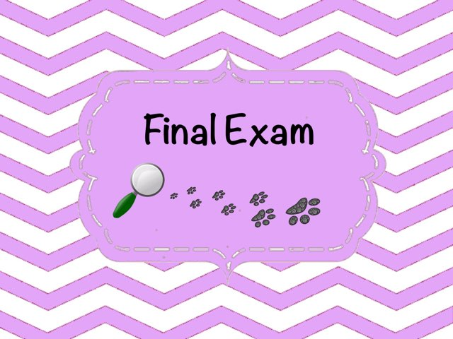 Pronouns Final Exam by Ellen Weber
