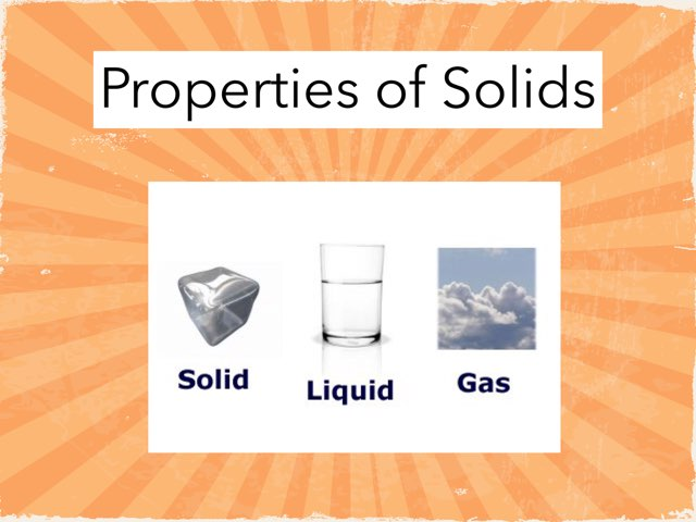 Properties Of Solids -Tower by Sarah Bosch
