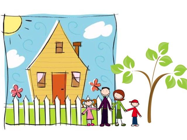 Prueba De Vocabulario De La Familia/Casa by Ruth Edwards