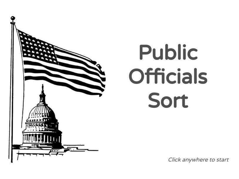 Public Officials Sort by Julio Pacheco