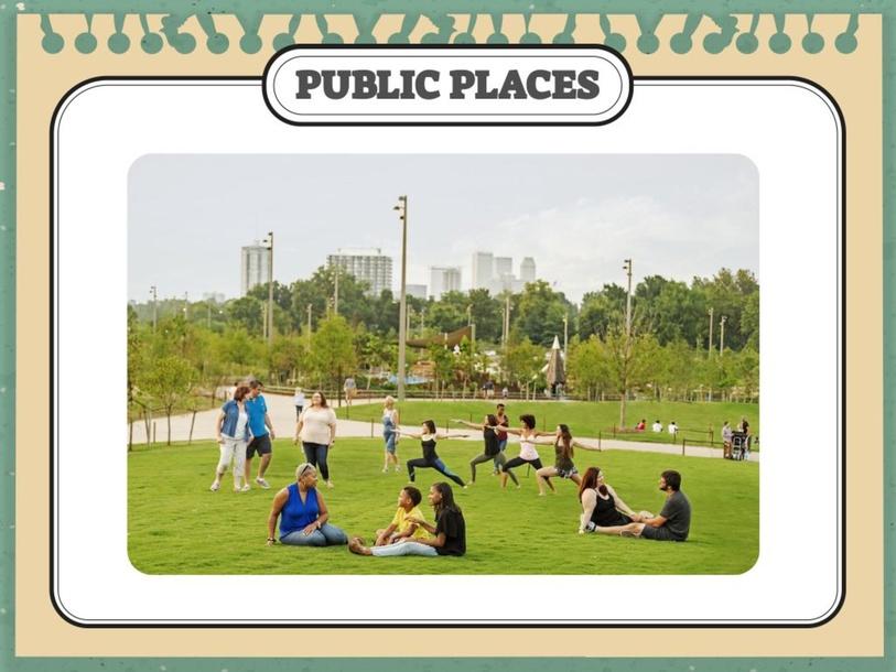Public Places by Dương Trúc