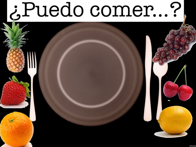 Puedo Comer... Frutas by Jennifer Carrasquillo