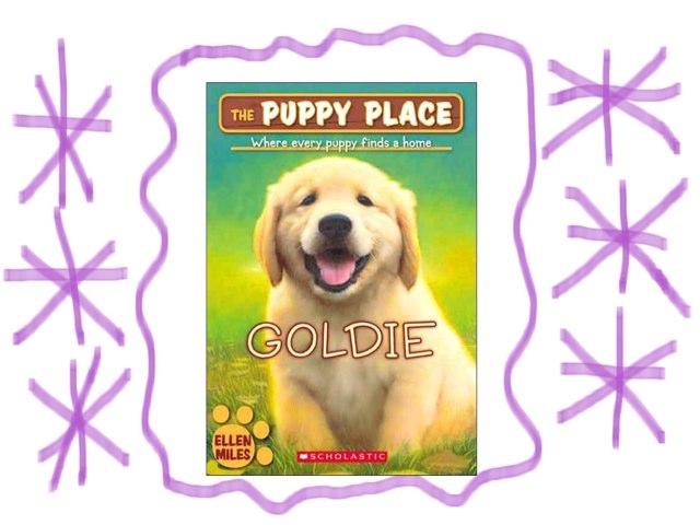 Puppy Place Goldie by Jessica Watne