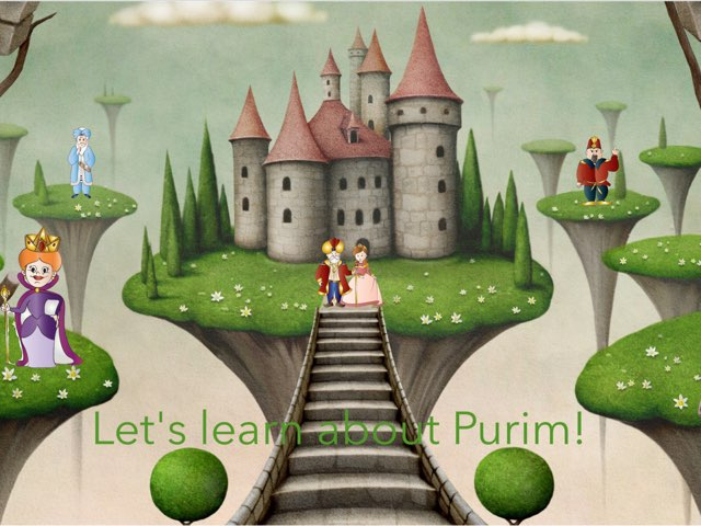 Purim Quiz by Liat Moss