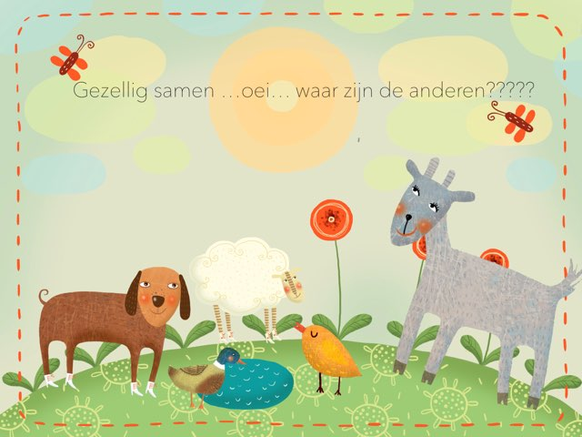 Puzzel Voor Kleintjes by Liesje coenen