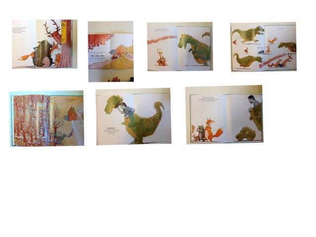 Puzzle Cherche Figurants by Les Marronniers