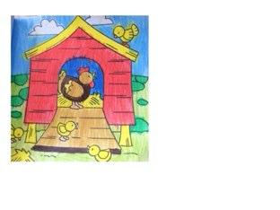 Puzzle Chicken Coop by Oscar Lim