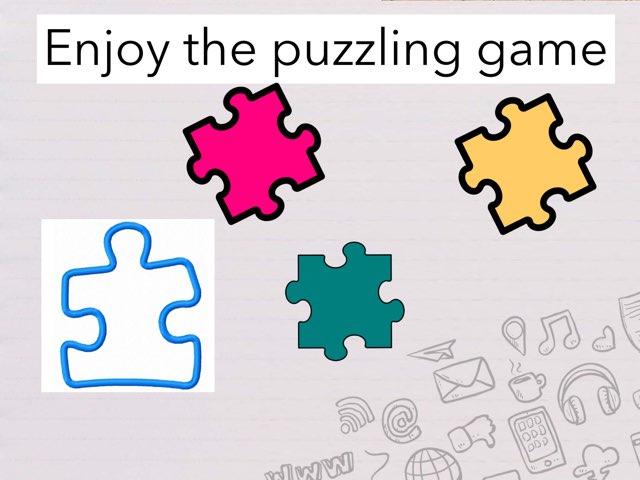 Puzzle Game by Lina Lulwa
