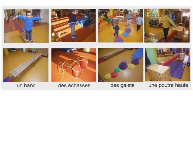 Puzzle Les Actions Motrices by Nicolas Dhumez