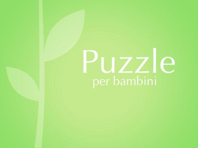 Puzzle Per Bambini by Irina Nazarov