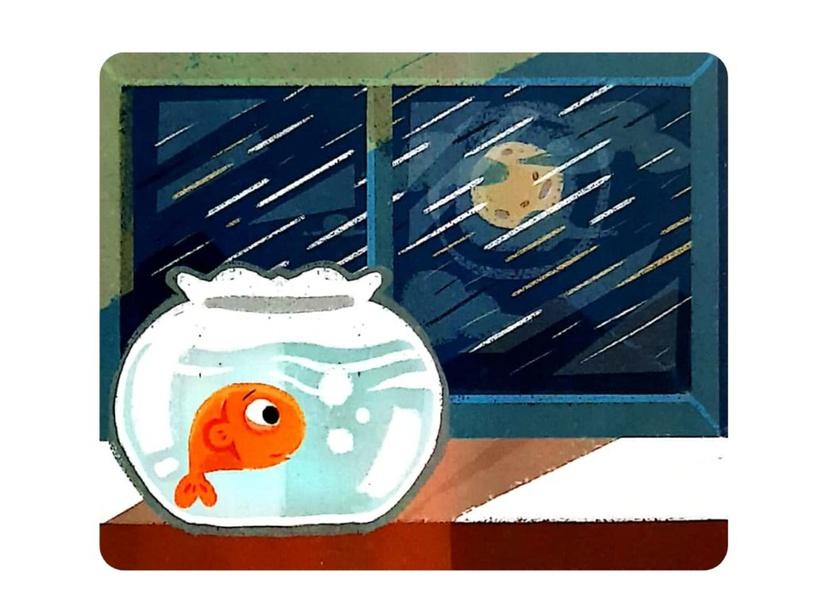 Puzzle Akuarium Ikan Mas by misti ningsih