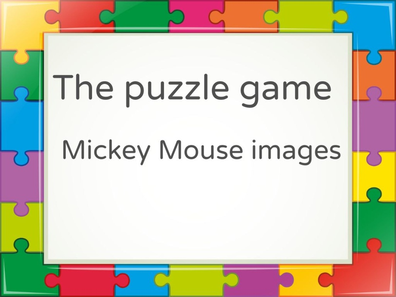 Puzzle game for kids by Afnan non