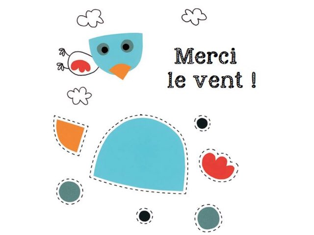 Puzzles Merci Le Vent !  by Seve Haudebourg