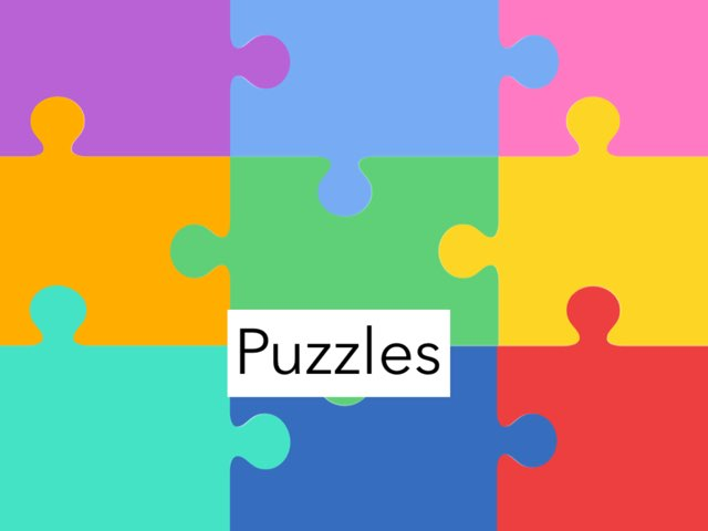 Puzzles by Emma McCarty