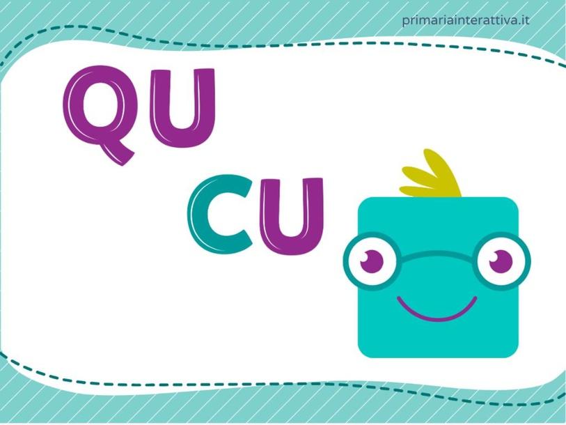 Qu e Cu- primariainterattiva.it by Primaria Interattiva