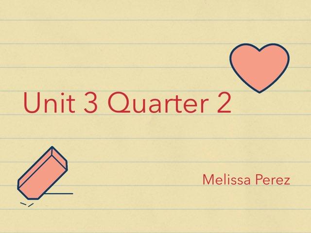 Quadratic Forms by Melissa  Perez