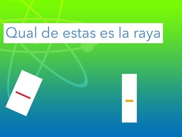 Qual De estas Es La Raya? by Mateu Homar Munar