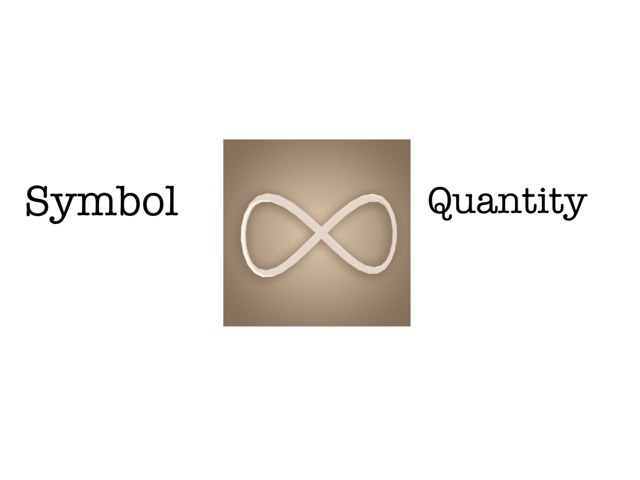 Quantity or Symbol? by Khoua Vang