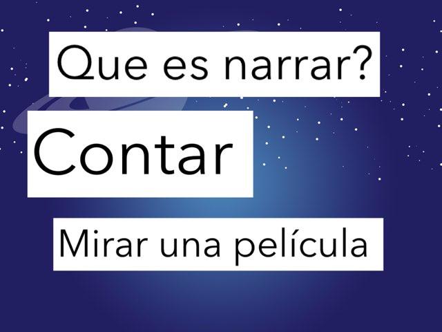 Que Es Narrar  by Mateu Homar Munar