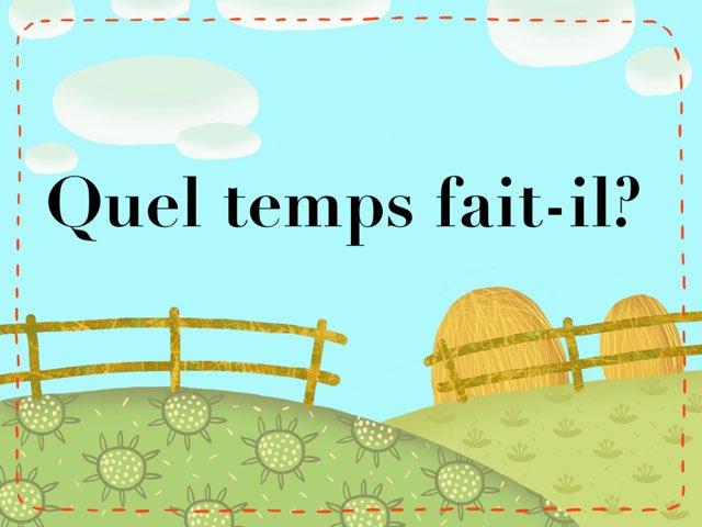 Quel Temps Fait-il? by Classics Davison
