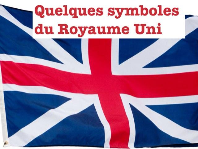 Quelques Symboles Des Royaumes Unis by Alice Turpin
