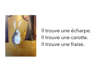 Questions Le Gentil P'tit Lapin  by Les Marronniers