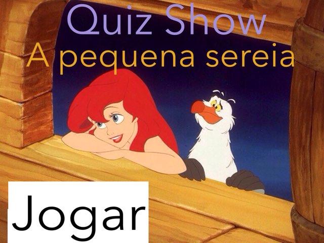 Quiz A Pequena Sereia by Camilly Rangel