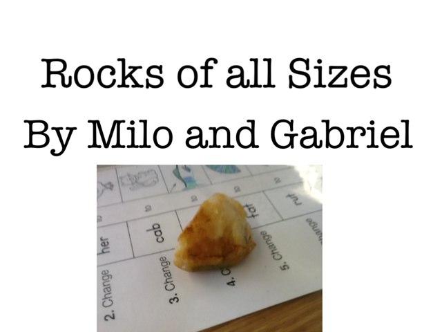 Quiz By Milo & Gabriel by Arlene Gregersen