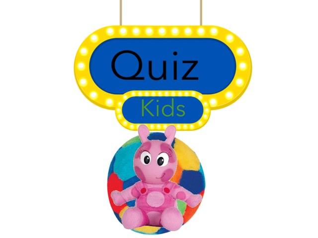 Quiz Kids by Marina Bernardo
