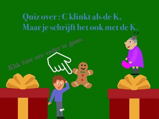 Quiz Over C&ik by Cheryn joustra