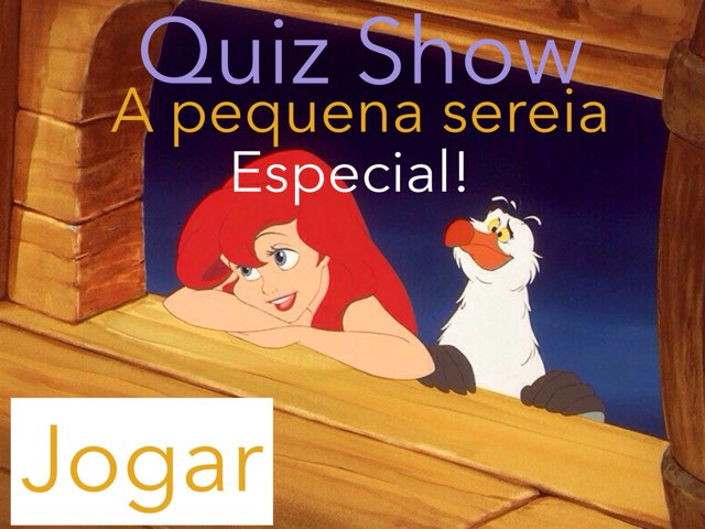 #QuizArielEspecial by Camilly Rangel