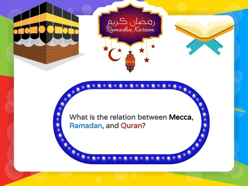 Quran revelation by Nesreen Abosaleh