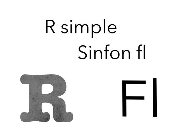R Simple Y Sinfon Fl by Nicolle Rios