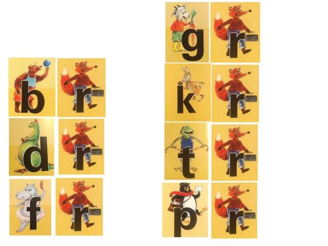 R som 2. konsonant by Dorte Eriksen