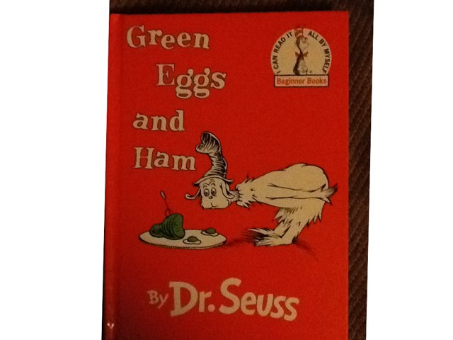 RC Green Eggs And Ham by Kelly MacDuff